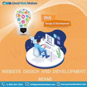 Website Design and Development Miami