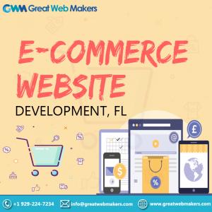 Ecommerce Website Development FL