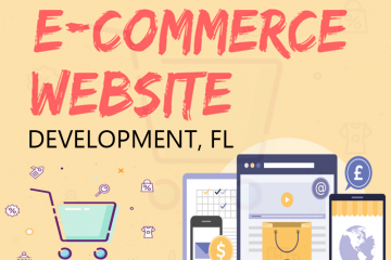 Ecommerce Website Development FL