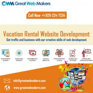 Vacation Rental Website Development