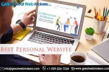 Best Personal Website