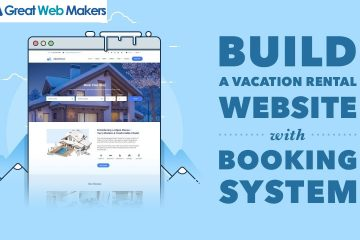 Website Designing for Vacation Rentals