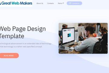Personal Website Designing